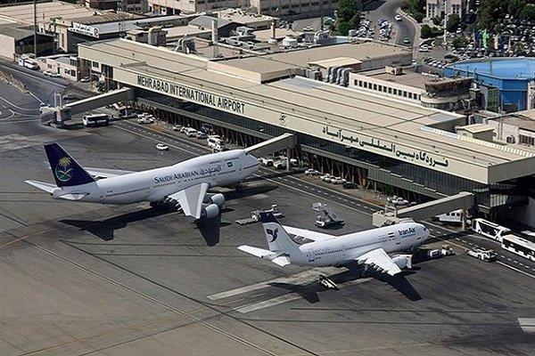 2هزار پرواز فوق العاده در نوروز 98، افزایش پروازهای عبوری از ایران
