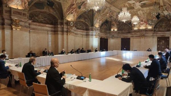نشست اعضای برجام و امریکا بدون حضور ایران برگزار گردید